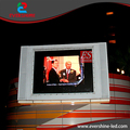 P10 RGB Rainproof  Plaza LED Panel  For Advertising 2 Years Warranty