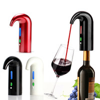 DOXINGYE New Smart Electronic Wine Decanter Sobering Tools Portable Wine Decanter Upgrade Red Wine Taste Red Wine Accessories