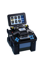 DHL Free Shipping Eloik ALK 88 Fiber Optic FTTH Fusion Splicer Optical Fiber Welder Splicing Machine