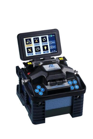 DHL envío gratis Eloik ALK-88 fibra óptica FTTH fusión empalme máquina de empalme de fibra óptica