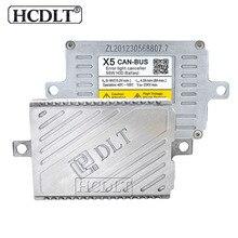 Hcdlt 55 Вт ДЛТ X5T Canbus безошибочный hid балласт для 55 Вт Ксеон H1 H3 H7 H11 9005 9006 D2H лампы комплект Автомобильный свет ксеноновый балласт
