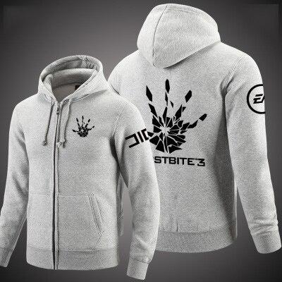 Battlefield Men and Women s Clothing Frostbite Logo Sweatshirts Hoodies Cosplay Costume Coat