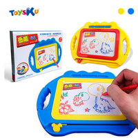 Plastic Magnetic Drawing Board Creative Writing Painting Board Children Early Educational Toys