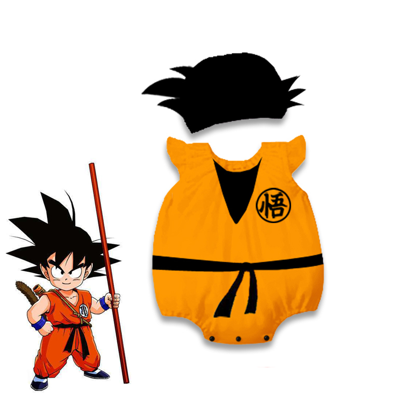 9d723c0907975 Cheap for all in-house products dragon ball costume baby in FULL HOME