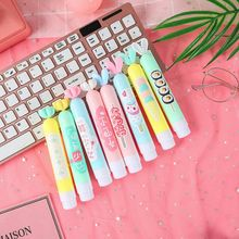 Mini Sticky Hair Portable Roller Cartoon Small Lint Rollers Household Clothes Fluff Dust Catcher Remover