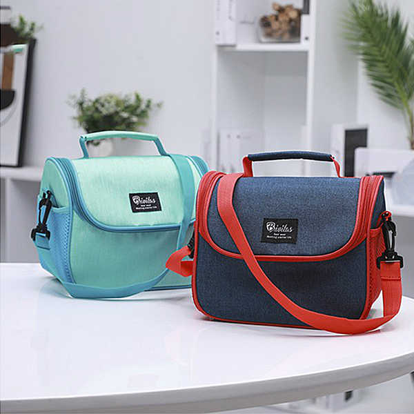Mihawk Insulated Lunch Bags Women Cooler Box Men Thermal Insulation Food Pouch Travel Picnic Bento Tote Case Accessories Supply