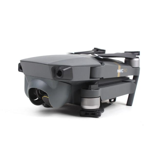 Защита объектива черная для дрона mavic фильтр nd8 dji в наличии