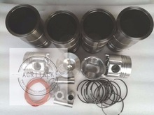 Yituo X1004 tractor parts, the set of piston group for engine LRC6105T10, Part number: