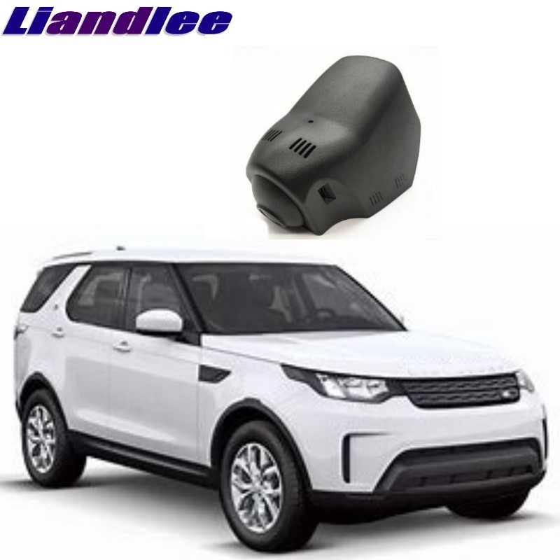 Liandlee Pour Land Rover Pour LR Découverte 3 L319 LR3 2004 ~ 2009 De Voiture Route Fiche WiFi DVR Dash Caméra conduite Enregistreur Vidéo