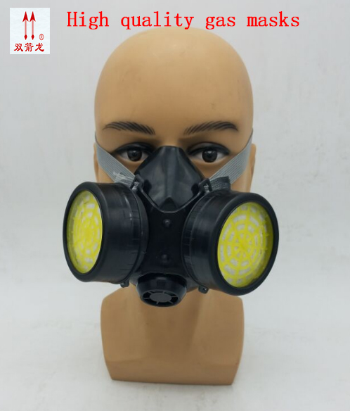 Industrial Anti Dust Paint Respirator Mask Chemical Gas Filter Paint Safety Equipment gas mask купить