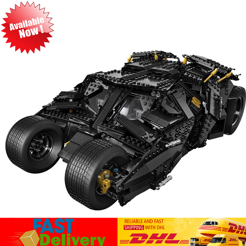 Здесь можно купить  Lepin 07060 1969Pcs Super Hero The Tumbler Armored Chariot Set Building Blocks Bricks Model Toys Compatible LegoINGlys 76023  Игрушки и Хобби