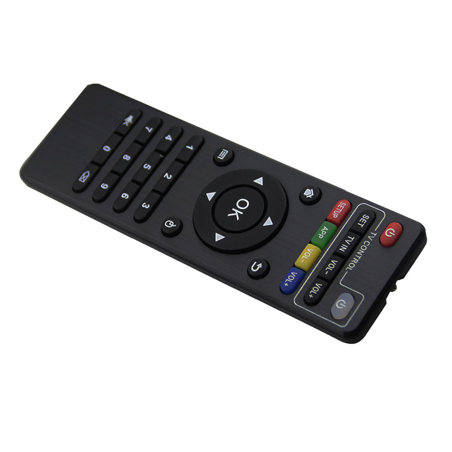 JRGK MXQ IR tv Remote Controller Replacement For Android TV Box H96  pro+/M8N/M8C/M8S/V88/X96/MXQ/T95N/T95X/T95 Remote Control