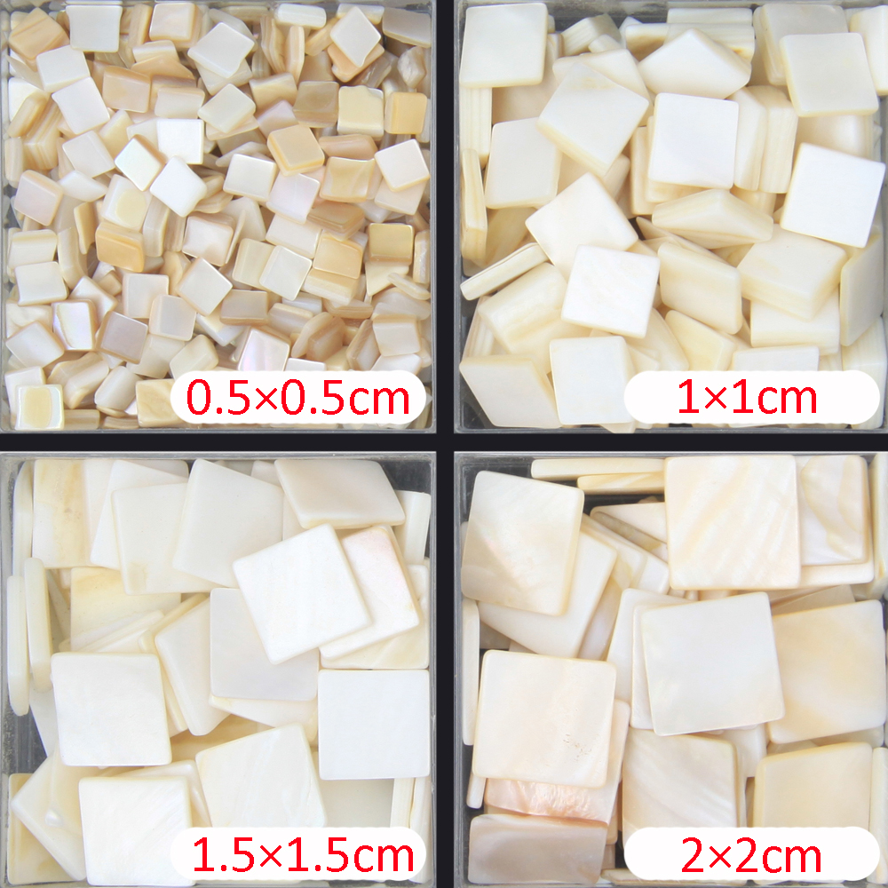 square pure white color 100% Chinese freshwater shell mother of pearl mosaic tile for interior house decoration tiles tile