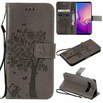 Fundas for Samsung Galaxy A50 Case Flip PU Leather Cases for Samsung A50 Cover For Samsung Galaxy A50 Wallet Case Card Slots Bag image