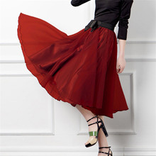 Women Summer Maxi Skirt Organza Tutu Bow Elastic Waist skirts,female New Style Ball Gown skirt,wine red,silver gray,black TT828