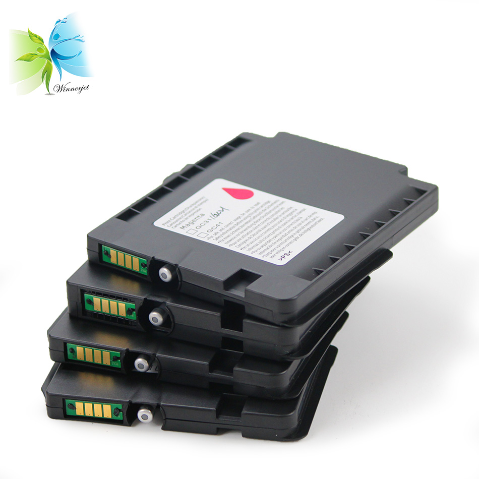 pigment ink cartridge for ricoh GX3000 printer, full of compatible gc21