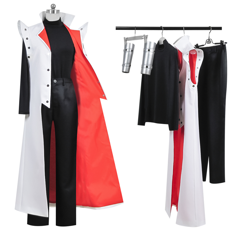 Japanese Anime Duel Monsters Costumes Seto Kaiba Nanosuit kimono uniform Cosplay Customized high-end Cosplay for men and Ms