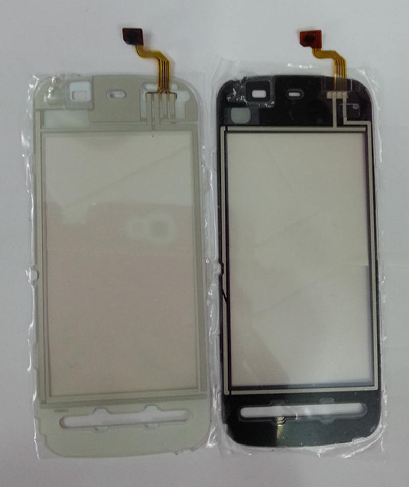 White For Nokia 5230 N5230 Digitizer Touch Screen Panel Sensor Glass Replacement