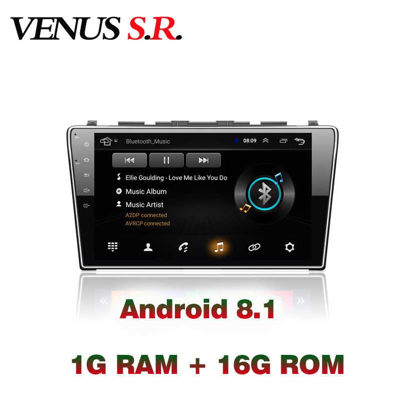 VenusSR Android 8,1 2.5D автомобильный dvd для Chevrolet S10 TRAILBLAZER ISUZU D-MAX мультимедийная Главная панель gps Радио Стерео gps навигация