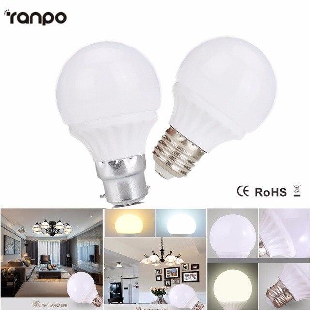 Elegant E Dimmbare Ledlampe Lampen B Bajonett Smd Ac V Led Globus Glhbirne  With Dimmbar Led