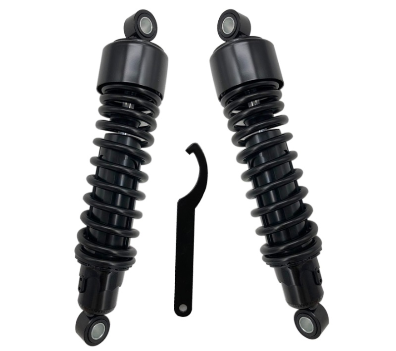 2 PCS 298mm 12 Motorcycle ATV Scooter Shock Absorbers Rear Suspension For Honda Suzuki Kawasaki