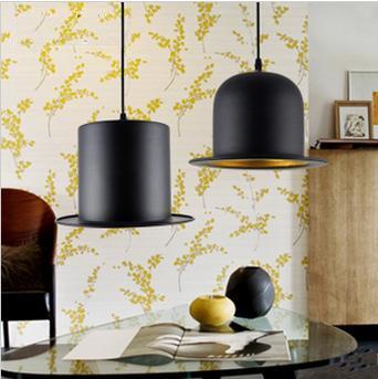 Modern Aluminum Pendant Light Creative Hat Pendant Lamp Dining room Kitchen Lighting Fixture 110V 240V Abajur