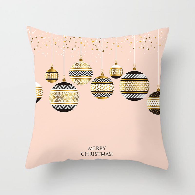 Merry Christmas Decorations For Home Decoration Noel 2018 Christmas Ornaments Christmas 2018 Decor Pillow Case Gifts Xmas Decor  (2)