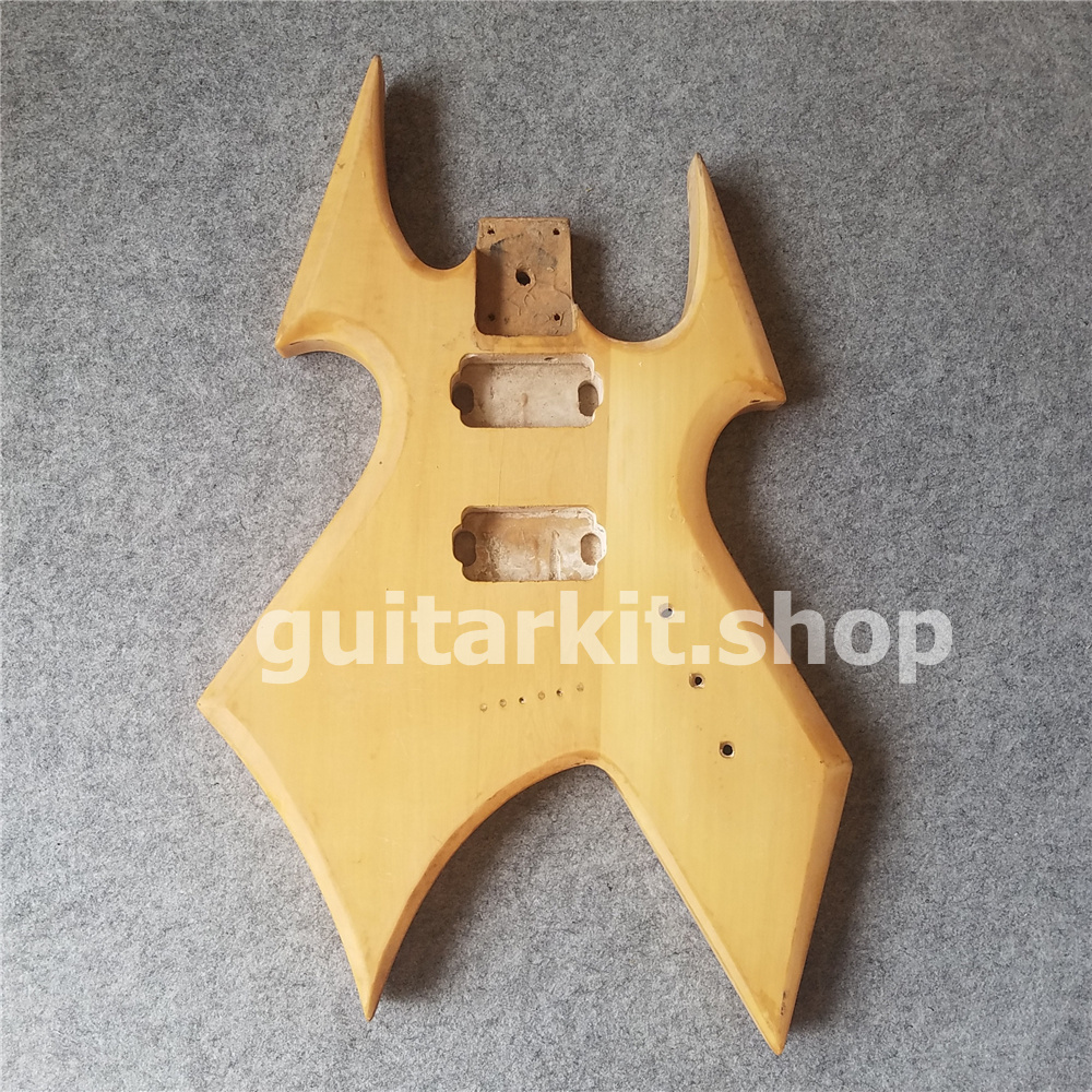 Afanti Musica per chitarra FAI DA TE/FAI DA TE chitarra Elettrica del corpo (G108)Afanti Musica per chitarra FAI DA TE/FAI DA TE chitarra Elettrica del corpo (G108)