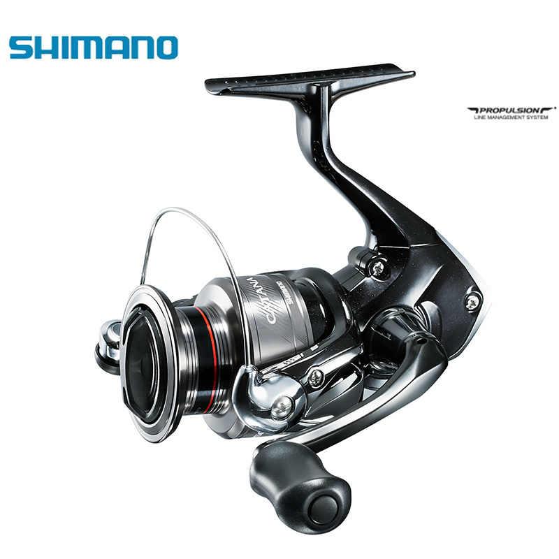 SHIMANO CATANA Original 1000 2500 2500HG C3000 C3000HG 4000 4000HG gestion de la ligne de PROPULSION moulinet de pêche