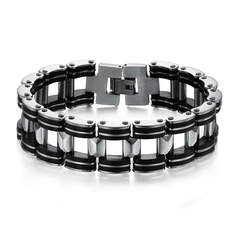 Stainless Steel Bracelet & Bangle Bracelet Mens