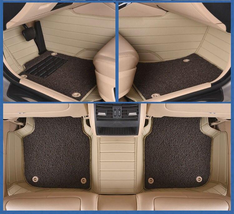 Myfmat Car Floor Mat Rug For Wrangler Sahara Liberty Grand