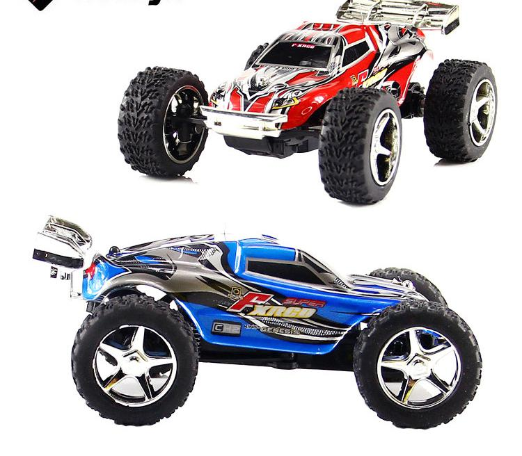 2016 high speed remote control car 30km / h variable speed off-road vehicles Cool toy birthday gift RC SUVS free shipping