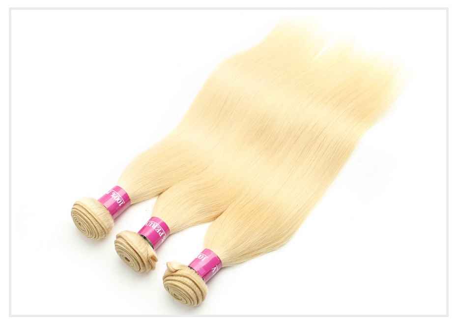 Peruvian Straight Hair Bundles (3)
