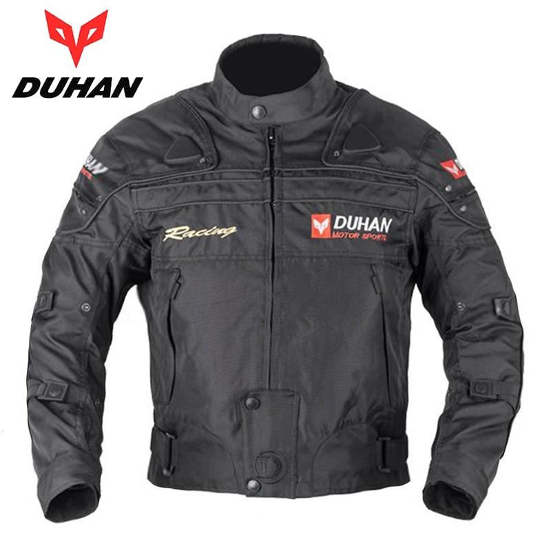 где купить  DUHAN Men Motocross Off-Road Enduro Racing Jacket Motorcycle Riding Jackets Moto Jacket Windproof Jaqueta Motoqueiro Clothing  по лучшей цене
