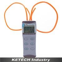 AZ 8215 цифровой вакуумметр, манометр, измеритель давления