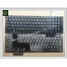 Новая русская клавиатура для ноутбука Asus G750 G750J G750JH G750JM G750JS G750JW G750JX G750JZ G750JY черный RU Клавиатура ноутбука