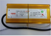 цена на Super Quality 3000mA Constant Current Source LED Driver 100W (Input AC180V-265V/Output DC24V-40V)