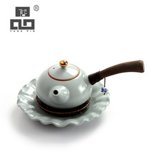 TANGPIN ceramic teapot trivets porcelain holder kitchen accessories coffee tea tools