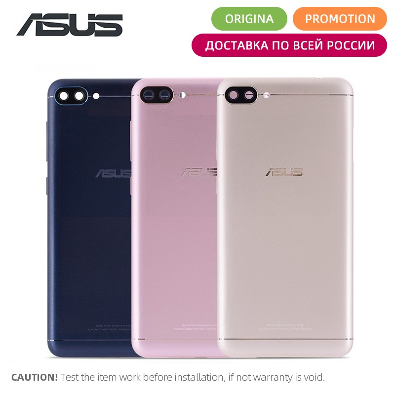 Original Rear Back Housing For ASUS Zenfone 4 Max ZC520KL Back Cover Battery Door With Side Button + Camera Lens ReplacementOriginal Rear Back Housing For ASUS Zenfone 4 Max ZC520KL Back Cover Battery Door With Side Button + Camera Lens Replacement