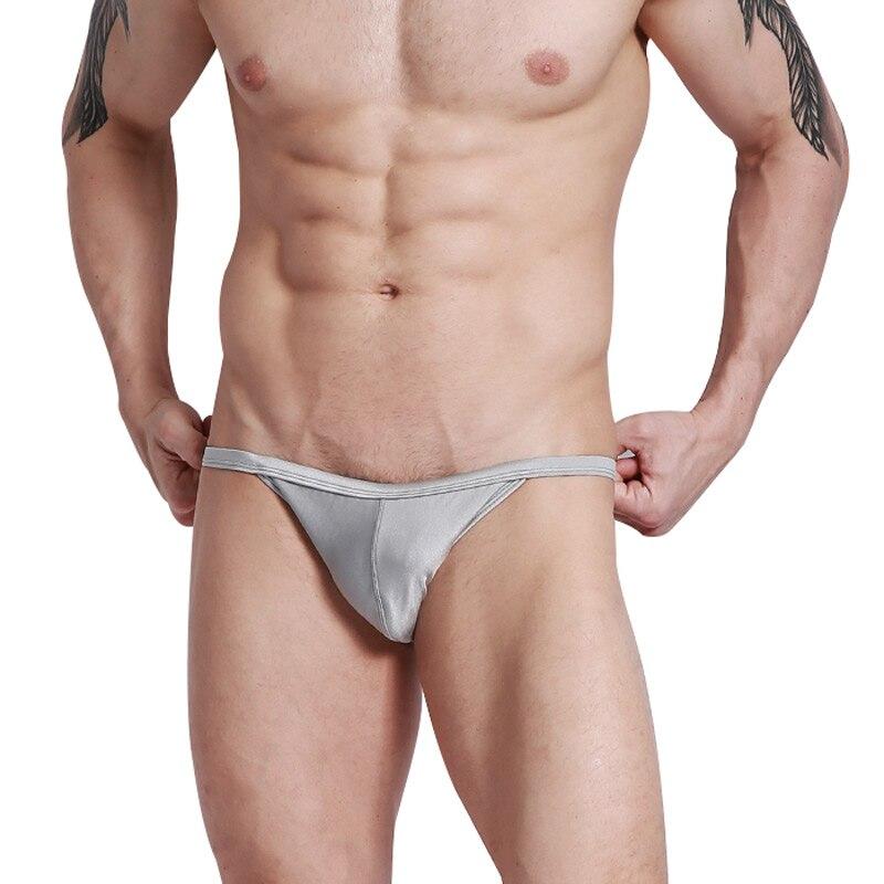 mens perizoma costume da bagno bikini costumi da bagno per uomo swim slip sexy low aumento