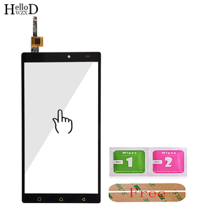 Image 4 - Mobile Touch Screen For Lenovo Vibe K4 Note A7010a48 A7010 X3 Lite Touch Screen Glass Digitizer Panel Sensor Tools Adhesive