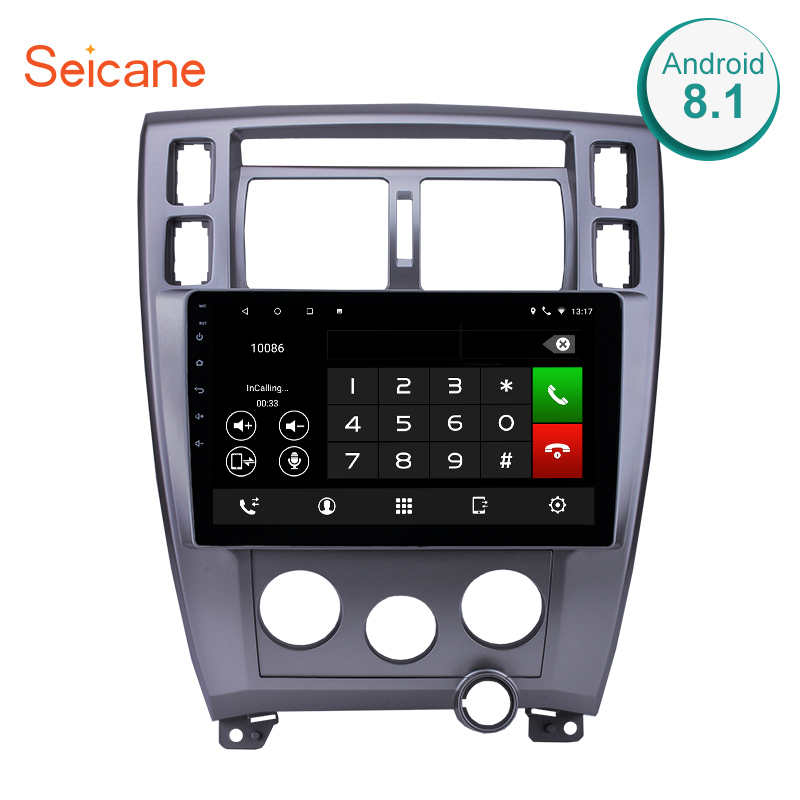 Seicane Android 8.1 10.1 Car Radio GPS Navigation For Hyundai Tucson Left Hand Driving 2006 2007 2008 2009 2010 2011 2012 2013Seicane Android 8.1 10.1 Car Radio GPS Navigation For Hyundai Tucson Left Hand Driving 2006 2007 2008 2009 2010 2011 2012 2013