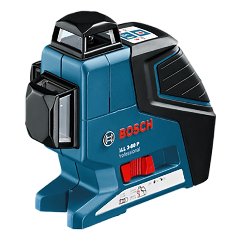 Level laser Bosch GLL 3-80 - case
