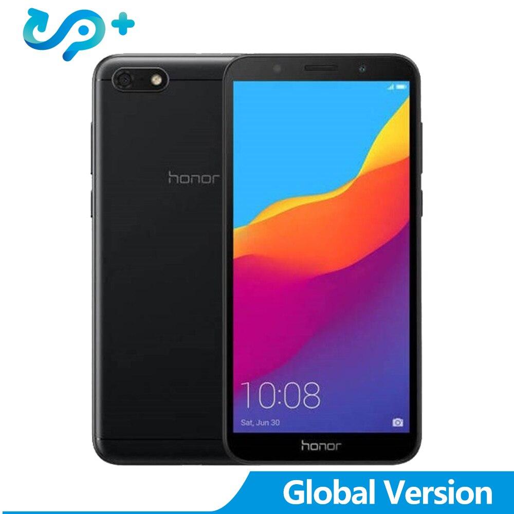 Version originale mondiale Huawei Honor 7 S DUA-L22 5.45 pouces plein écran Quad Core Android 8.1 13MP 5MP double caméra 3020 mAh