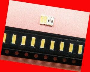 Image 2 - 200 teile/los für Wartung LED LCD TV hintergrundbeleuchtung Artikel lampe SMD LEDs 3 v 4014 60MA Kalten weißes licht emittierende diode