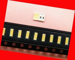 Image 2 - 200piece/lot for Maintenance LED LCD TV backlight Article lamp SMD LEDs 3V 4014 60MA Cold white light emitting diode