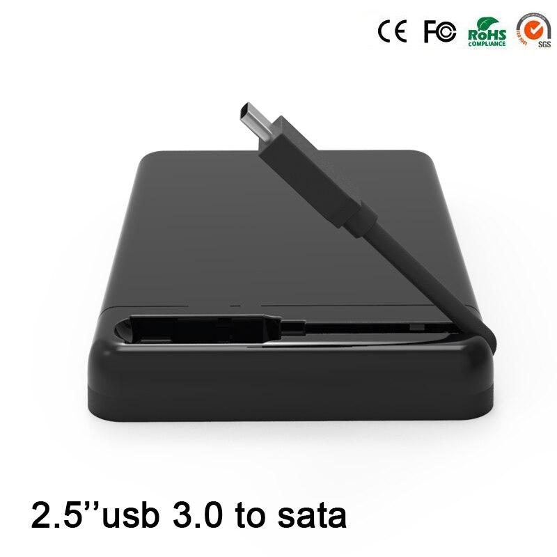 Bis zu 6 Gpbs 7-9,5mm HDD SSD USB 3.0 zu Sata 1...