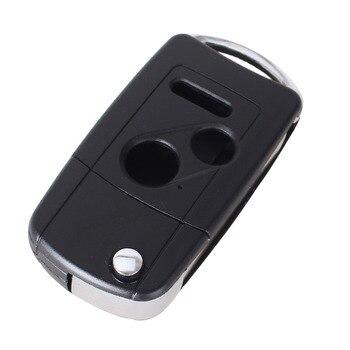 Chiave Telecomando per Honda Odyssey Civic Accord Fit CRV Pilot Flip Key Fob Cover 1