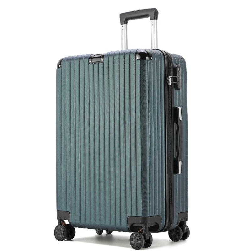 рисунки чемоданов - 20/22/24 inch Suitcase Luggage Sets Rolling Luggage Hardside Luggage ABS Luggage bag Cartoon suitcase with Cosmetic case