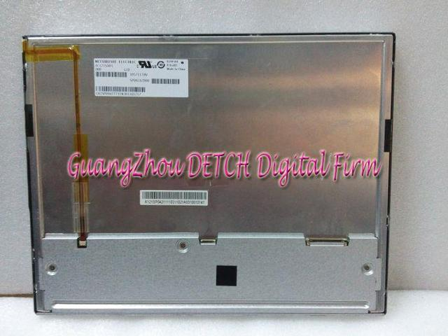 12.1 polegada AC121SA01 industrial tela LCD LED backlight